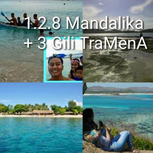 tour lombok 2D1N, Mandalika, gili trawangan, gili meno, gili air