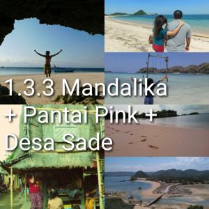 tour lombok 3D2N, mandalika, desa sade