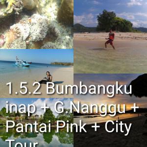 tour lombok 5d4n, bumbangku
