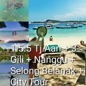 tour lombok 5d4n