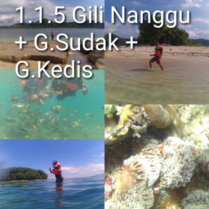 lombok one day tour gili nanggu