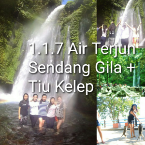 lombok one day tour air terjun sendang gile tiu kelep