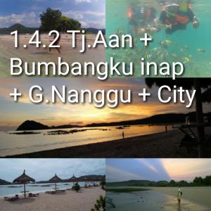 Paket Tour Lombok 4 Hari 3 Malam Nanggu Bumbangku Inap