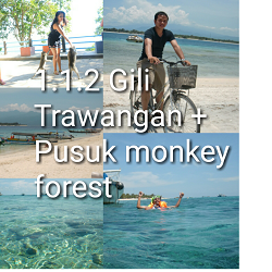 lombok one day tour trawangan