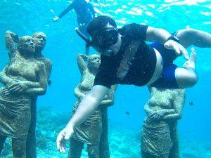 snorkeling gili meno lombok utara
