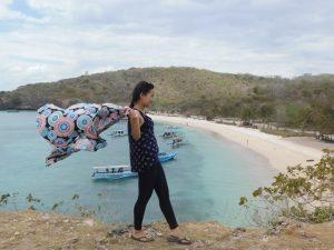 pantai pink pantai tangsi