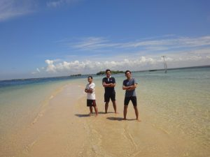 Lombok One Day Tour Pantai Pink