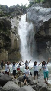 tour Air Terjun Mangku Sakti