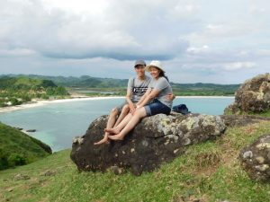 lombok one day tour pantai kuta bumbangku