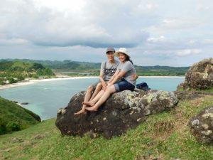 bukit merese di lombok