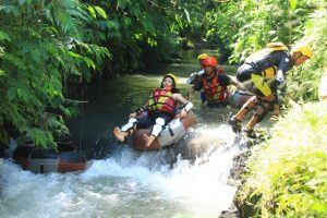 river tubing lombok murah