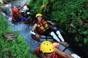 tubing lombok