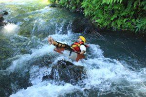 river tubing lombok aman