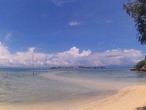 traveling lombok_pulau kambing
