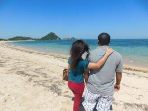 honeymoon Kuta Mandalika