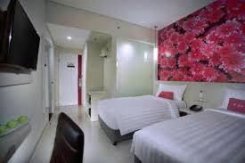 kamar Hotel Fave Langko Lombok