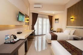 kamar hotel Lombok Raya