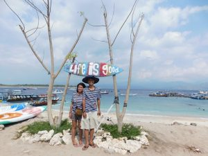 Honeymoon Gili Trawangan Lombok
