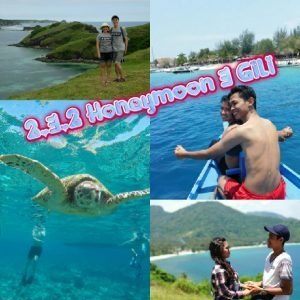 paket honeymoon lombok 3D2N 2.3.2