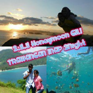 paket honeymoon lombok 3D2N 2.3.3