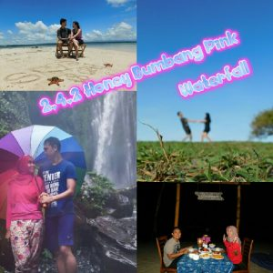 paket honeymoon lombok 4D3N 2.4.2