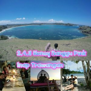 paket honeymoon lombok 4D3N 2.4.3