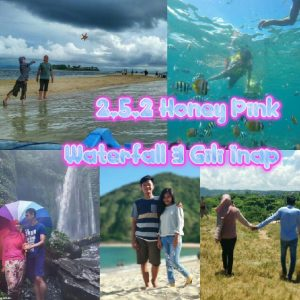 paket honeymoon lombok 5D4N 2.5.2
