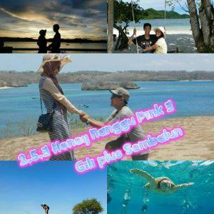 paket honeymoon lombok 5D4N 2.5.3