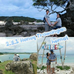 paket honeymoon lombok 3 hari 2 malam gili trawangan