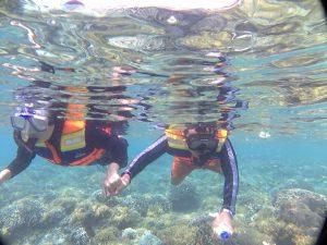 snorkeling pulau tiga