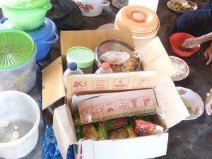logistik gempa bumi lombok